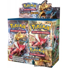 Display XY9 Rupture Turbo (36 boosters)