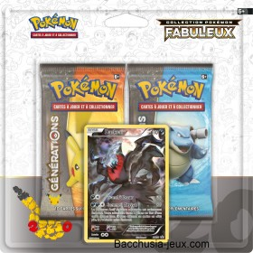 Duopack Generation Darkrai Collection Pokémon fabuleux 20 ans