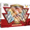 Pokémon Coffret Dracaufeu EX, collection rouge et bleu