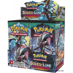 Pokémon Display SL2 Gardiens Ascendants (36 boosters), neuf et scellé PokéBall