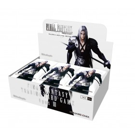 Final Fantasy TCG Display de 36 Boosters Opus 3