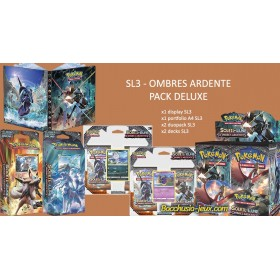 Pokemon Pack Deluxe SL3 Ombres Ardentes