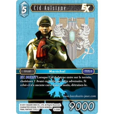 Cid Aulstyne 3-036H