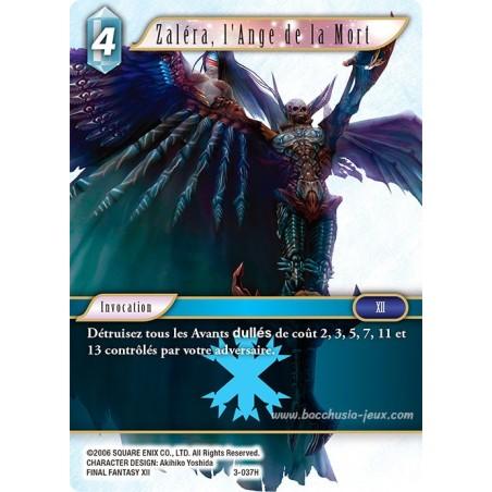 Zalera, l'Ange de la Mort 3-037H