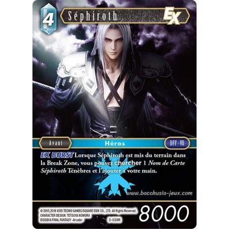 Sephiroth 3-039R