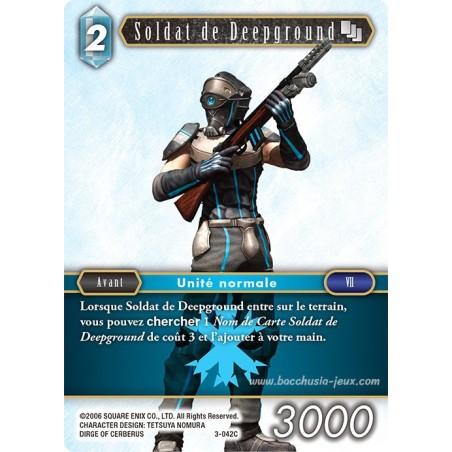 Soldat de Deepground 3-042C