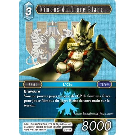 Nimbus du Tigre Blanc 3-046H