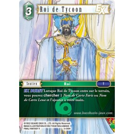 Roi de Tycoon 3-059H