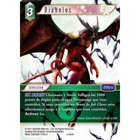 Diabolos 3-061R