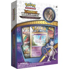 Pokemon SL3.5 Coffret Légendes Brillantes Mewtwo + 1 pin's