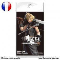 Final Fantasy TCG Booster Opus 4