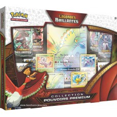 Pokemon Coffret Légendes Brillantes SL3.5 Ho Oh GX - Collection Pouvoirs Premium