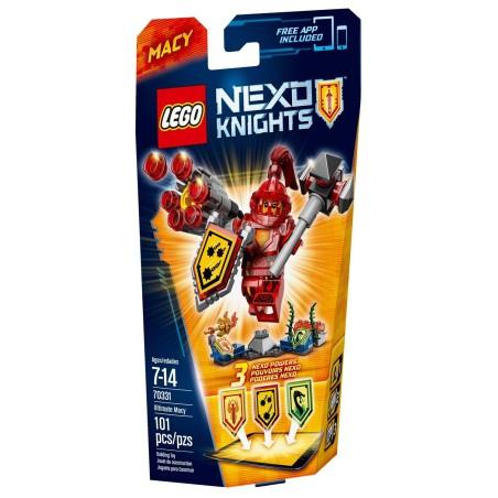 Lego Nexo Knights 70331 - Macy