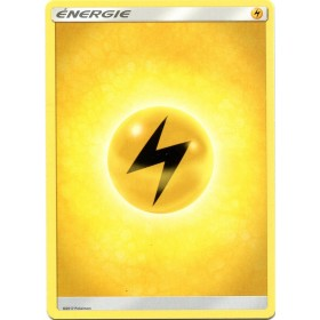 Carte energie Electrique x10