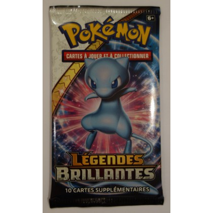 Pokemon Booster SL3.5 Legendes Brillantes