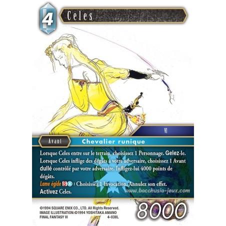 Celes 4-038L