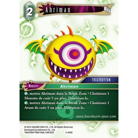 Ahriman 4-049C
