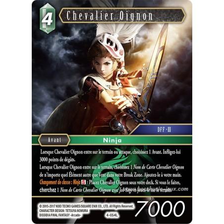 Chevalier Oignon 4-054L