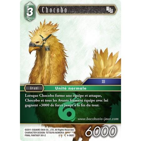 Chocobo 4-062C
