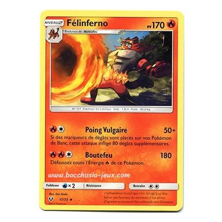 Felinferno SL3.5 17/73