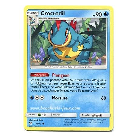 Crocrodil SL3.5 19/73