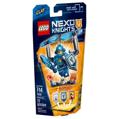 Lego Nexo Knights 70330-Clay