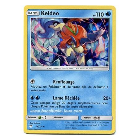 Keldeo SL3.5 26/73