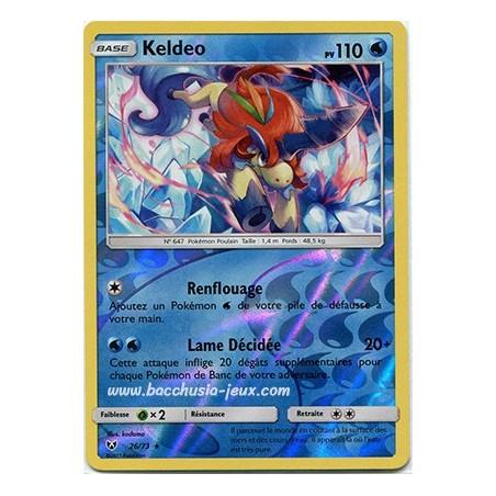 Keldeo Reverse SL3.5 26/73