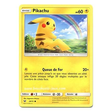 Pikachu SL3.5 28/73