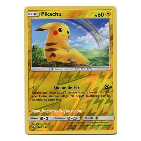 Pikachu Holo Reverse SL3.5 28/73