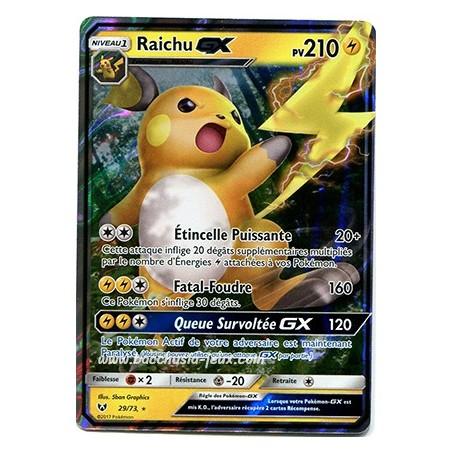 Raichu GX SL3.5 29/73