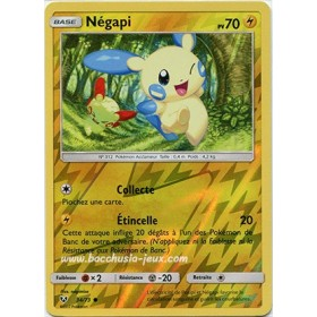 Negapi Reverse SL3.5 34/73