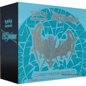 Pokemon Coffret - Elite Trainer Box SL5 - Ultra-Lune