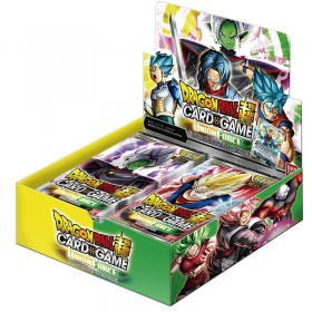 Dragon Ball Super - Boite de 24 Boosters Français - Serie 2 - Union Force