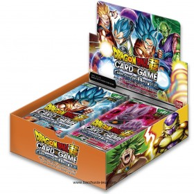 Dragon Ball Super - Boite de 24 Boosters Français - Serie 1 - Galactic Battle