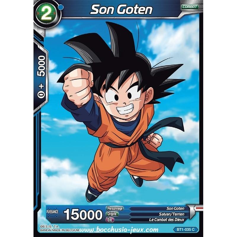 Son Goten BT1-035 C