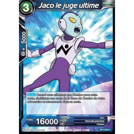 Jaco le juge ultime BT1-048 C