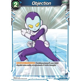 Objection BT1-052 C