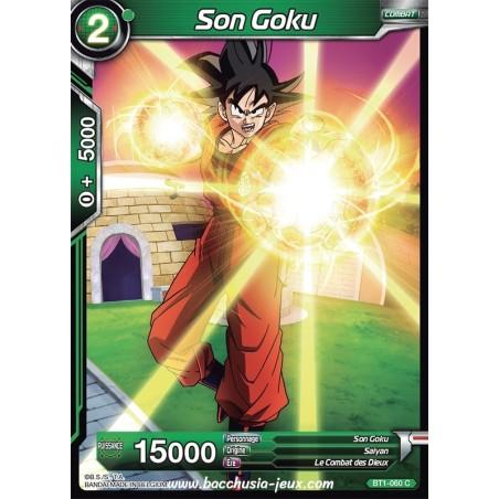 Son Goku BT1-060 C
