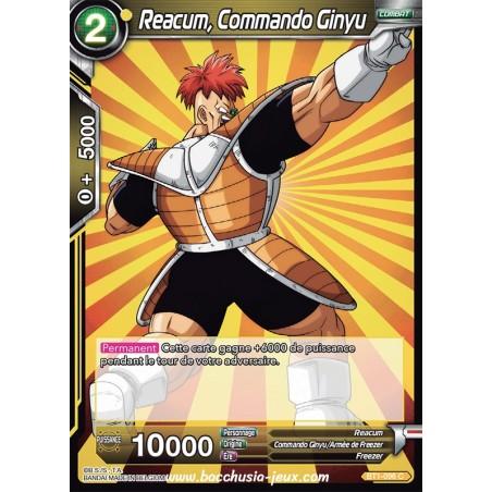 Reacum, Commando Ginyu BT1-096 C