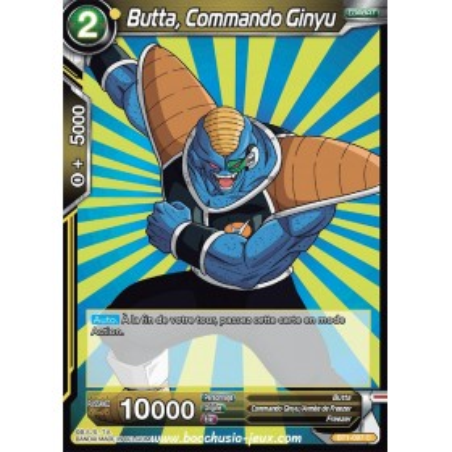 Butta, Commando Ginyu BT1-097 C