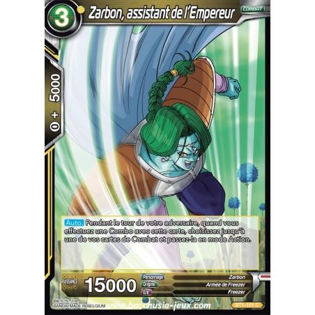 Zarbon, assistant de l'Empereur BT1-101 C