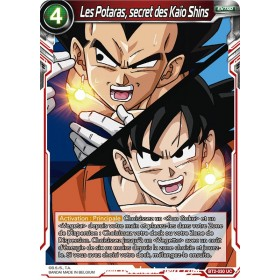 Les Potaras, secret des Kaio Shins BT2-030 UC