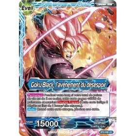 Goku Black, l'avenement du desespoir BT2-036 UC
