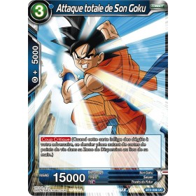 Attaque totale de Son Goku BT2-038 UC