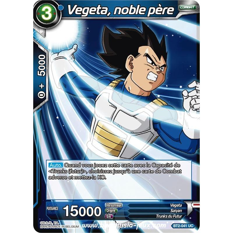 Vegeta, noble pere BT2-041 UC