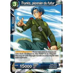 Trunks, pionnier du futur BT2-043 R