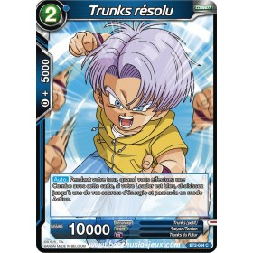 Trunks resolu BT2-044 C