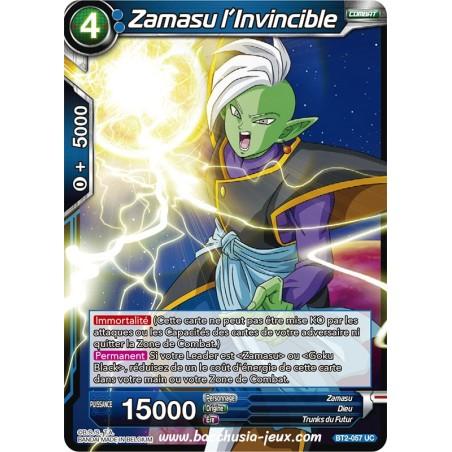 Zamasu l'invincible BT2-057 UC