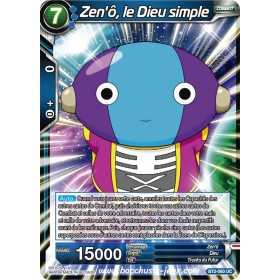 Zen'e, le Dieu simple BT2-060 UC